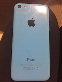 Blue iPhone 5c for parts only   Langley, V2Y 3G3