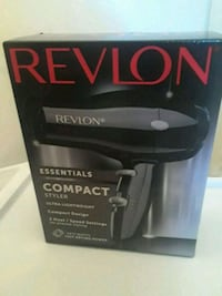REVLON BLOWDRYER **NEW*** NEVER OPENED Herndon, 20170
