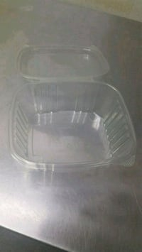 32oz Plastic Hinged Containers Redlands, 92374