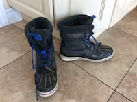 SUPER FIT WATERPROOF WINTER BOOTS SIZE 7  Montréal, H9K 1S7
