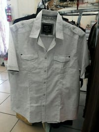 NEW White button-up shirt Wapato, 98951