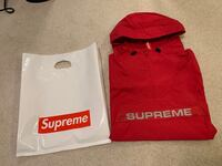 Supreme heavy nylon