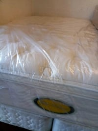 King Queen pillowtop mattress Las Vegas, 89103