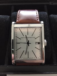 Kenneth Cole men watch - 8/10 condition