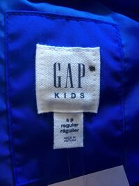 Gap Blue Bubble Vest xs and s Mississauga, L5W