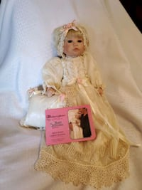 Baby Melissa Porcelain  Doll Tennessee, 37013