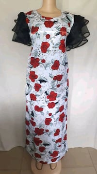 Print dress Oakville, L6J 7W1