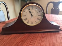 Howard Miller Vintage Mantel Clock