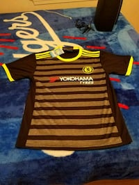 Chelsea FC Jersey Silver Spring
