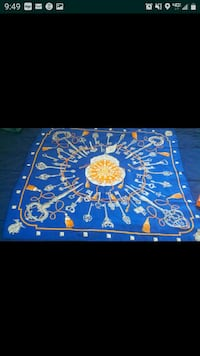 Hermes one of a kind scarf never worn  City of Manassas, 20109