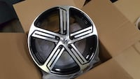 "17"" Volkswagen audi wheels new 4  Sterling Heights, 48310"
