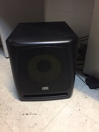Bass studio monitor KRK 10s  Mississauga, L5T 2A1