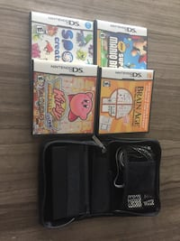 Nintendo DS with games Vancouver, V6A