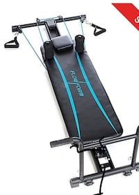 Flow form Pilates exercise machine
