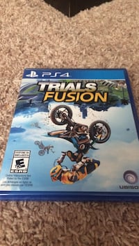 Trials Fusion PS4 Game Eagle Mountain, 84005