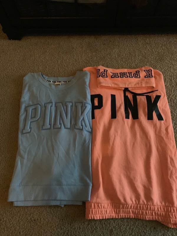 *UPDATED 13 Piece Lot of PINK Clothing 1