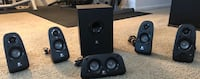 Logitech Z506 Surround Sound Speaker System