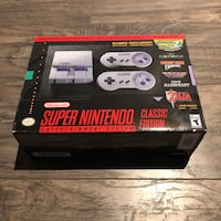 Super Nintendo Classic Kitchener, N2M 1R1