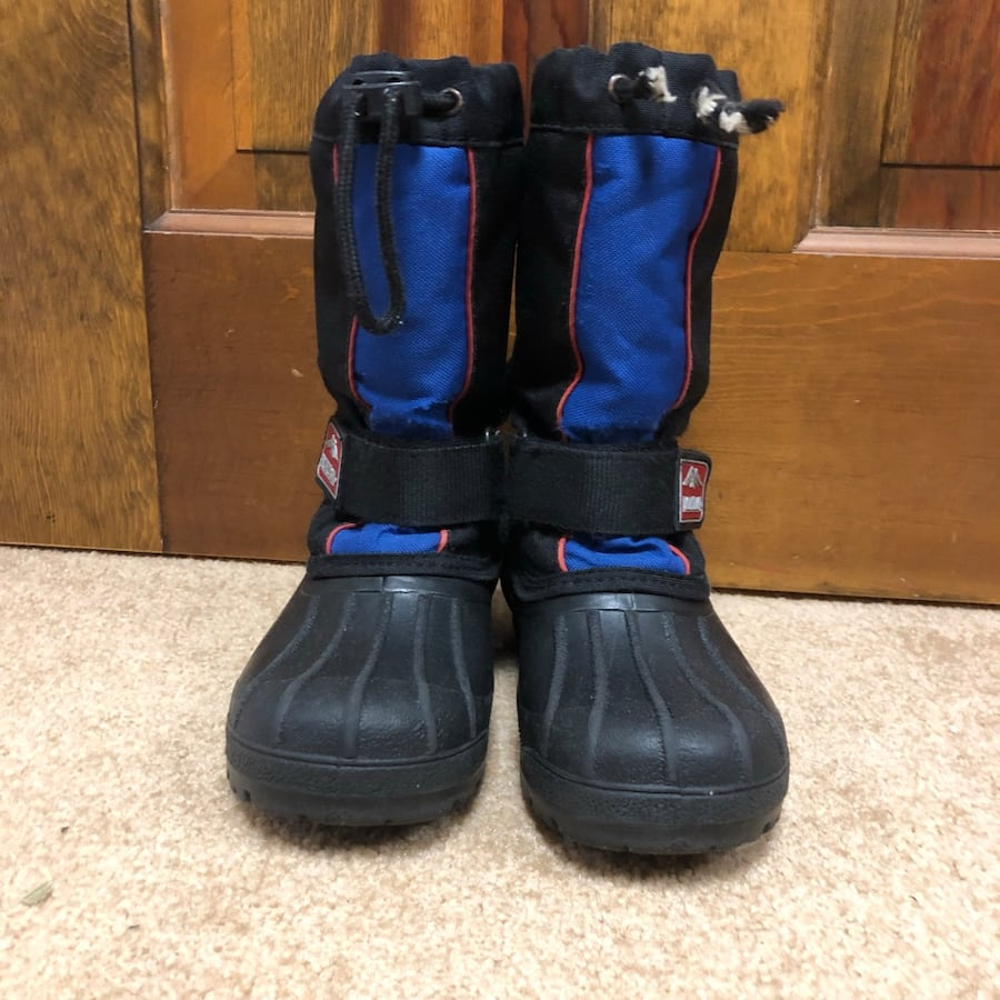 Boys' Pacifictrail  snow boots