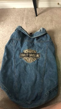 Harley-Davidson Jean jacket for big dogs  Ajax, L1T 0H2
