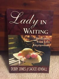 Lady in Waiting by Debby Jones book