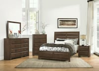 Erwan Panel Bedroom Set HOMELEGANCE Houston, 77036