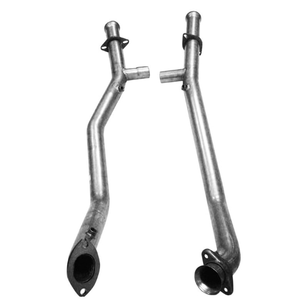 """PaceSetter Mustang Off-Road H-Pipe 2.5/"""" For Shorty Headers 82-1117 Mustang"""
