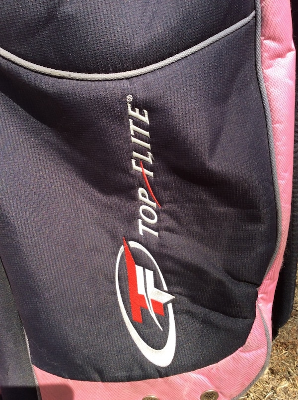Ladies Top Flite Golf Bag 1