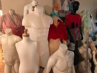Mannequins and dress form, upper and lower torsos San Jose, 95129