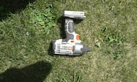 white and black Porter Cable cordless power drill Spruce Grove, T7X