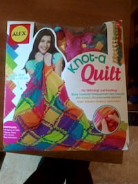 Knot-a-Quilt by Alex Hagerstown, 21742