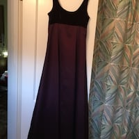 Burgundy gown Chevy Chase, 20815