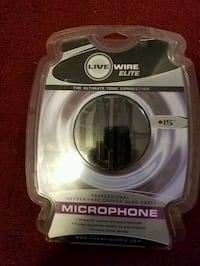 Mic cable brand new sealed Frederick