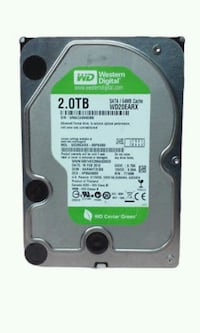2 тб Western Digital WD20earx HDD Новосибирск, 630111