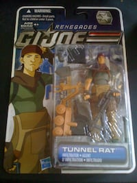 GI Joe 30th Anniversary Renegades Tunnel Rat Richmond