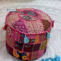 Authentic Moroccan pouf!! Colombo