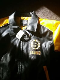 Boston bruins hockey jacket Brand new with tags. Ontario, L0R 1C0