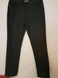 Women's gray pants.  Toronto, M2M 4B9