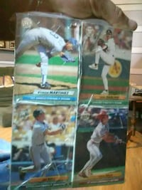 baseball player trading card collection Boiling Springs, 29316