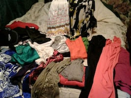30 pcs Womens Clothes Lot Sz Large