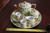10pc Royal Elfreda Fine Porcelain Mini Teaset (NEW Newmarket, ON, Canada