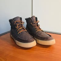 Polo Ralph Lauren Leather Boots 1192 mi