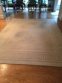 "Rug needs cleaning size: 10'5"" x 7' 10"" Centreville, 20120"