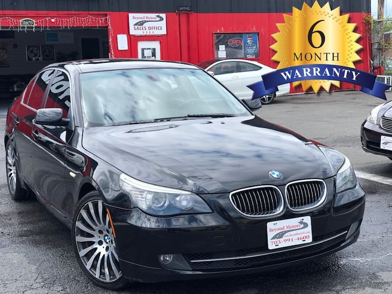 BMW 5 Series 2009 923cf52f-9b92-4cea-8b85-5df17956bb31