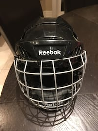 black Reebok football helmet Vaughan, L4H 0X6