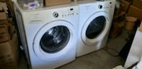 white frigidaire affinity washer and dryer combo North Platte, 69101