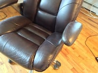 Leather chair, in good condition Sloatsburg, 10974