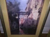 Framed picture of Venice Schomberg, L0G 1T0