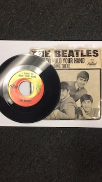 Beatles 45 I Want To Hold Your Hand Sarasota, 34236