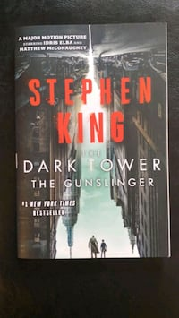 The Dark Tower Book